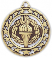 "2-1/2"" Victory Medallion"
