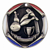 "2"" Bowling Medallion"