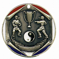 "2"" Karate Medallion"