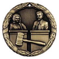"2"" Debate Medallion"