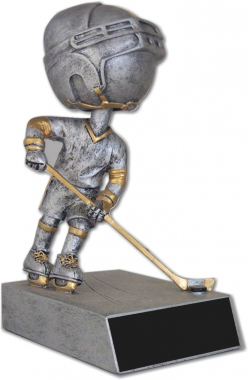 Hockey Bobble Head