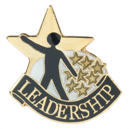Leadership Pin