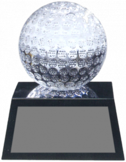 Crystal Golf Award - CRBG2