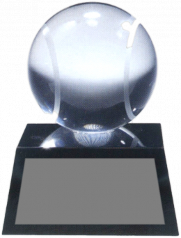 Crystal Tennis Award - CRBT3