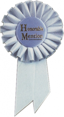 Rosette  - Honorable Mention