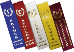 Spanish Placing Ribbon