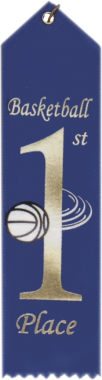 Basketball Ribbon