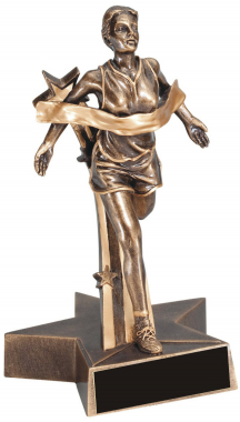 "6-1/2"" Female Track Superstar Resin"