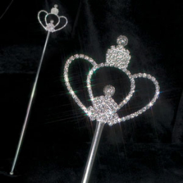 "15"" Crown Scepter"