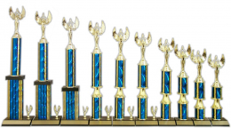 SXSR - Set of 10 Trophies