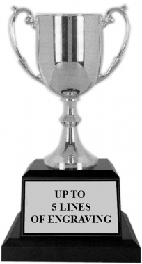 "7 1/2-inch ""Classic Cup"" Trophy"