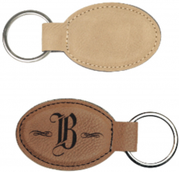 Key Ring (Oval)