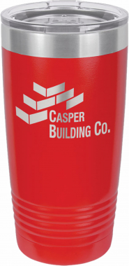 Red Ringneck Insulated Tumbler