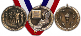 Track Medallion Packages