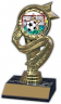 "6-inch ""Flowing Ribbon"" Trophy - 3255"