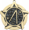 "2-1/4"" Math Star Medallion - 43004-NR"