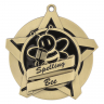"2-1/4"" Spelling Bee Star Medallion - 43008-NR"