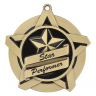 "2-1/4"" Star Performer Star Medallion - 43019-NR"