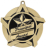 "2-1/4"" Principals Award Star Medallion - 43024-NR"