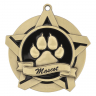 "2-1/4"" Mascot Star Medallion - 43025-NR"