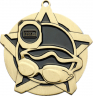"2-1/4"" Swimming Star Medallion - 43040-NR"