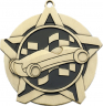 "2-1/4"" Pinewood Derby Star Medallion - 43113-NR"