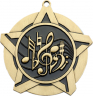 "2-1/4"" Music Star Medallion - 43120-NR"