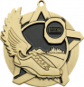 "2-1/4"" Cross Country Star Medallion - 43166-NR"