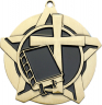 "2-1/4"" Religion Star Medallion - 43214-NR"