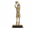 Basketball Male - Gold - 50505-G
