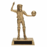 Volleyball Female - Gold - 50519-G