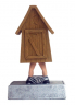 Commode Bobble Head - 52101GS