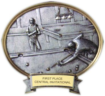 Male Billiards - 54407GS
