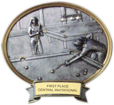 Female Billiards - 54408GS