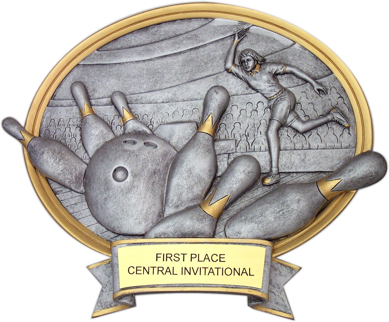 Female Bowling - 54552GS