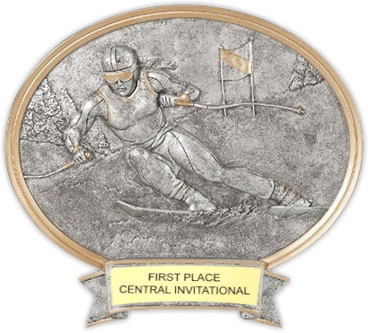 Female Skiing - 54576GS