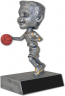 Basketball Male Bobble Head - 59505GS