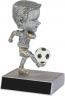 Soccer Male Bobble Head - 59515GS