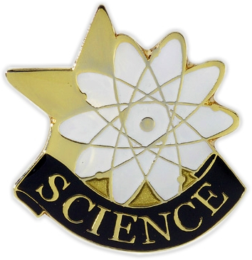 Science PIn - 68108G