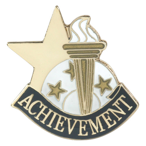 Achievement Pin - 68110G