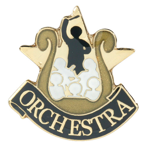 Orchestra Pin - 68122G