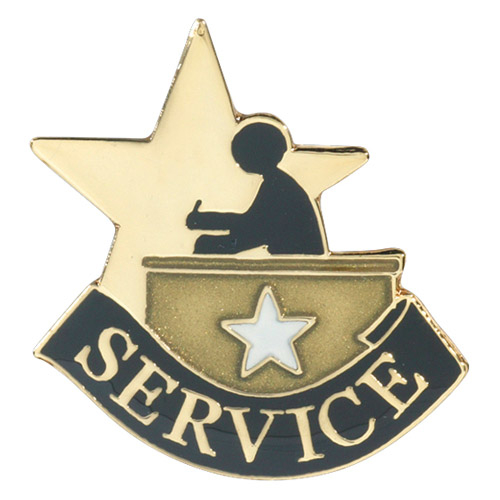 Service Pin - 68124G