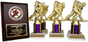 Hockey Trophy Package - 8132HO - 8132HO-PACK