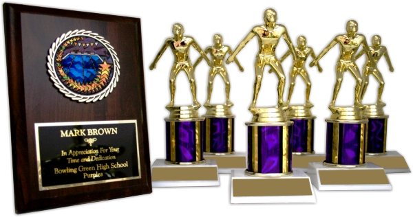 Swimming Trophy Package - 8132SW - 8132SW-PACK