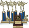 Karate Trophy Package - 8145KA - 8145KA-PACK