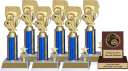 Soccer Trophy Package - 8145SO - 8145SO-PACK