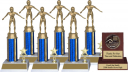 Swimming Trophy Package - 8145SW - 8145SW-PACK