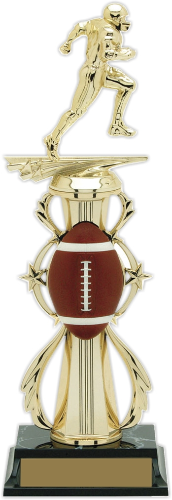 13-inch Football Riser Trophy - 96500