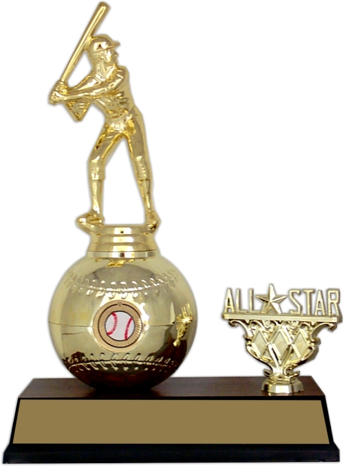 xxxBaseball Trophy - BB63