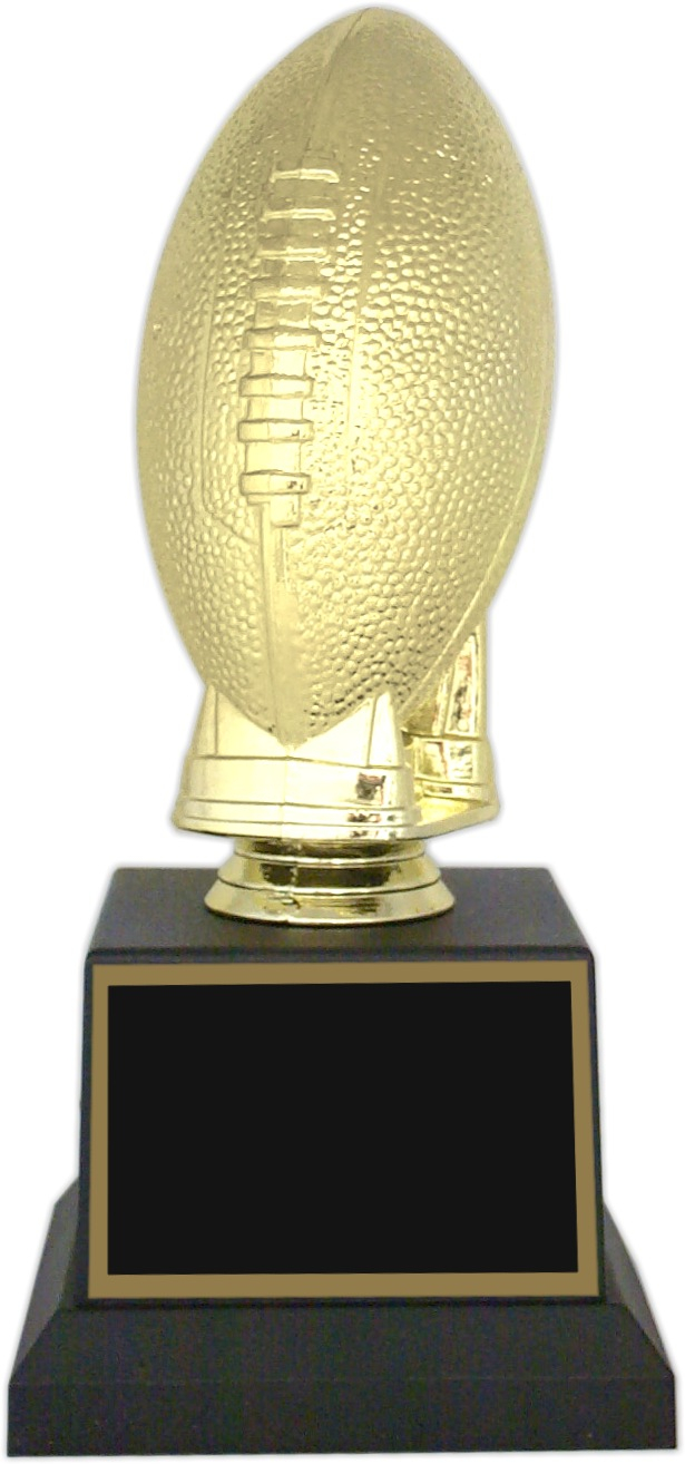 "8-inch ""Football Figure"" Trophy - CB44FB"